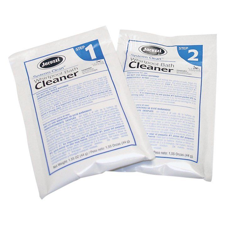 Shop JACUZZI Jacuzzi Systems Clean Whirlpool Bath Cleaner at Lowe\'s ...