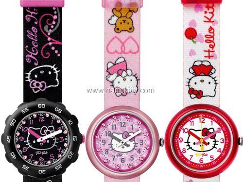 bdebd651a hello kitty swatch | hello kitty | Hello kitty, Watches, Kitty
