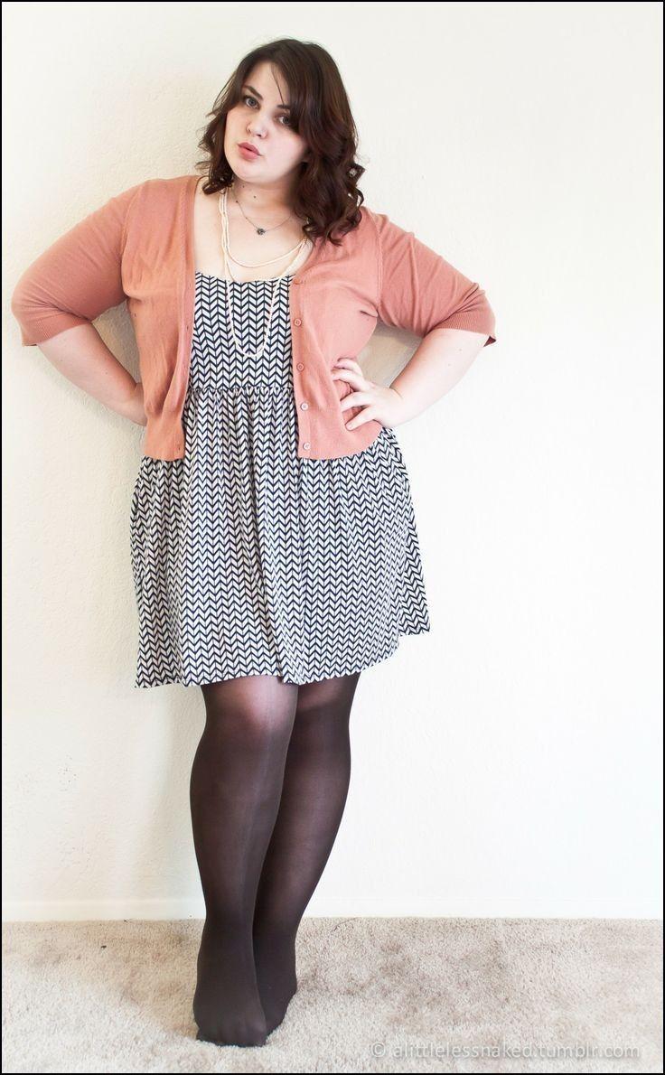 Chubby clothing girl