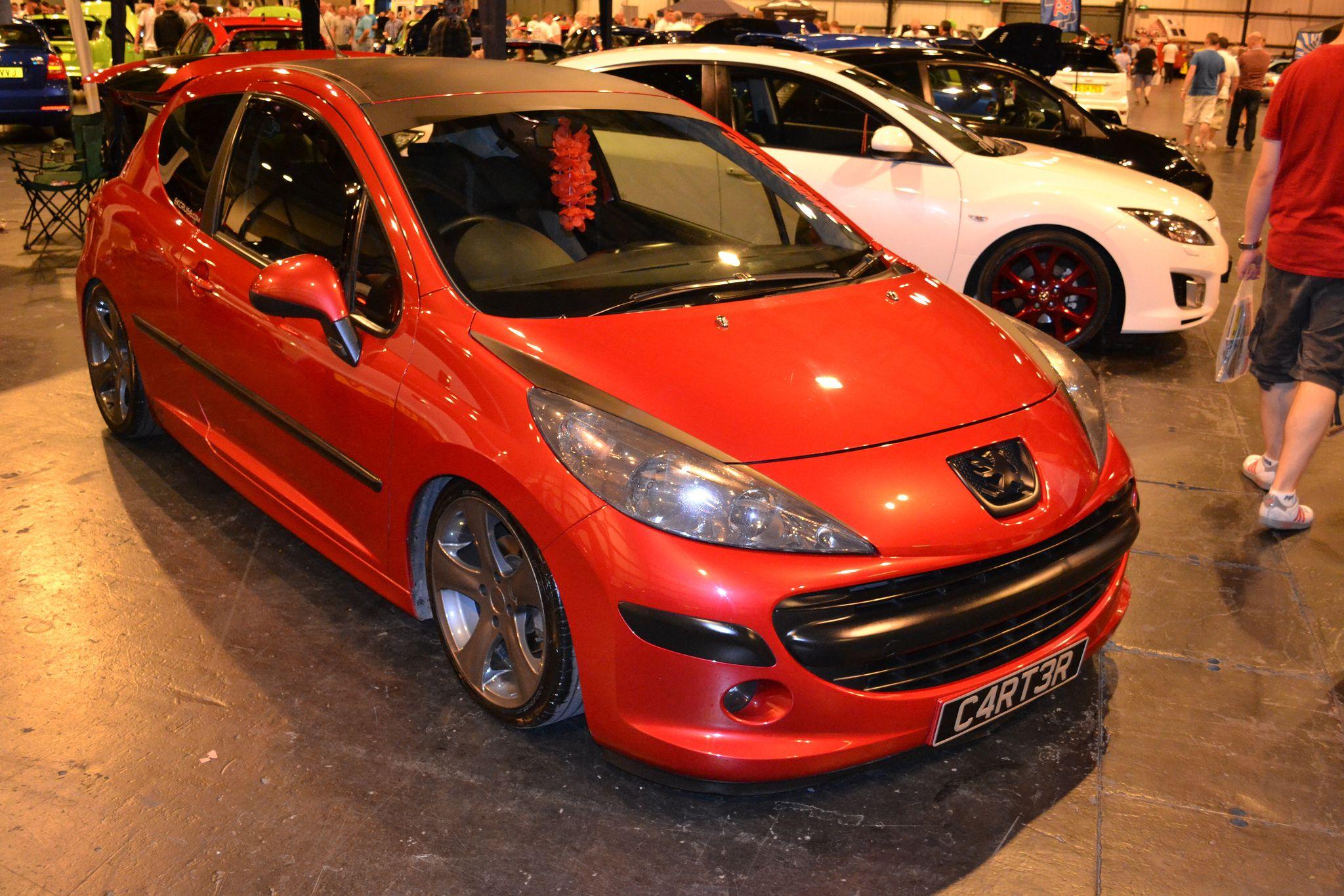 Peugeot 207 Tuning 4 Tuning Peugeot Bmw Vehicles