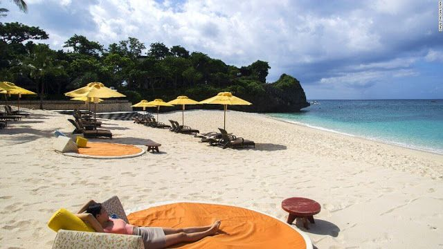 حزيرة بوركاي الفلبين العقل السليم Boracay Island Island Boracay