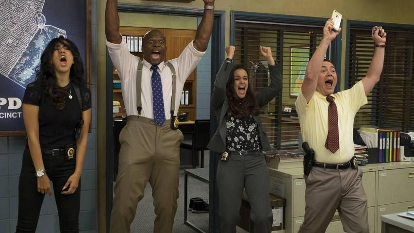Brooklyn Nine Nine 4x08 Skyfire Cycle Brooklyn Nine Nine