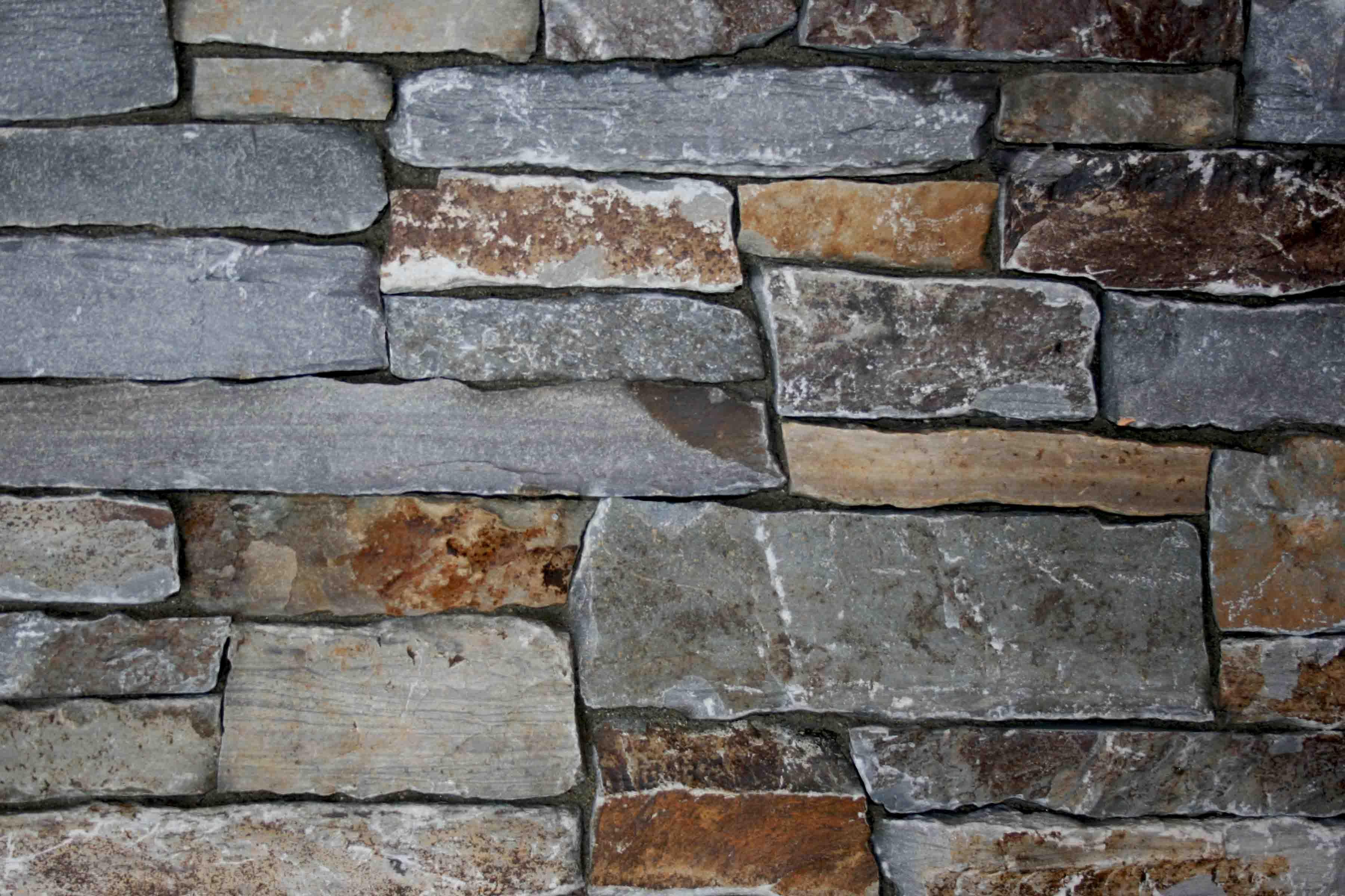 Thin Brick Veneer Stone Natural Thin Stone: Moose Mountain Stack Stone Thin Veneer #Moose #Mountain