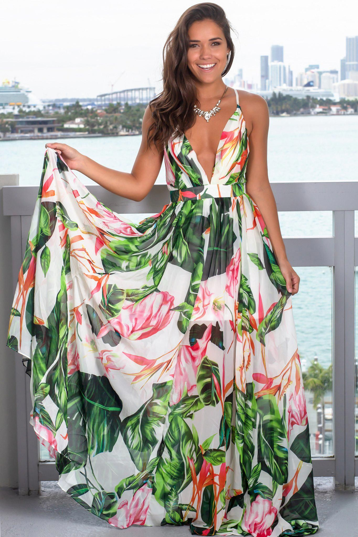 Awesome maxi dresses are readily available on our website. Read