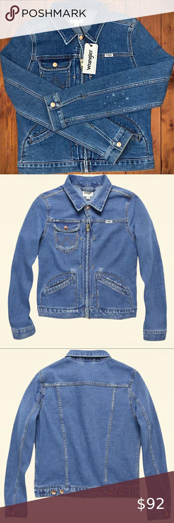 Wrangler Blue Heritage Zip Denim Jean Jacket Wrangler Blue Heritage Zip Denim Jean Jacket Pays Vintage Denim Jeans Sherpa Lined Denim Jacket Lined Denim Jacket [ 1740 x 580 Pixel ]