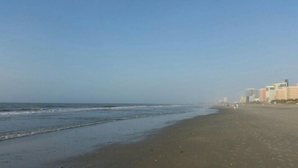 Myrtle Beach, SC in South Carolina