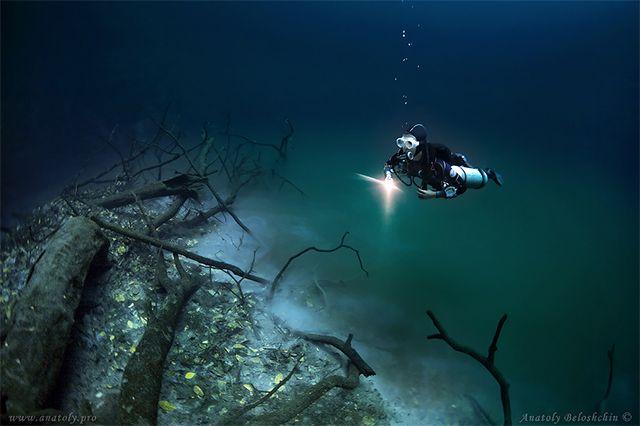 【不思議】水の底に「川」があった!神秘的すぎるその写真 | Tokyo News