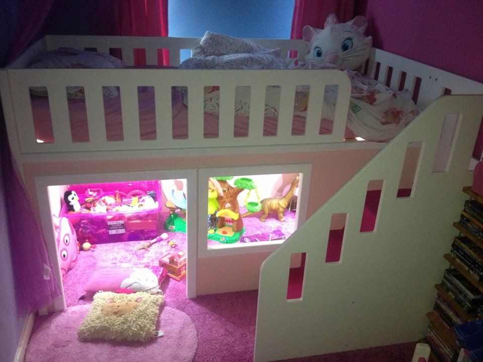 Toddler Bed For Girl Princess: Dream Room Ideas In 2019