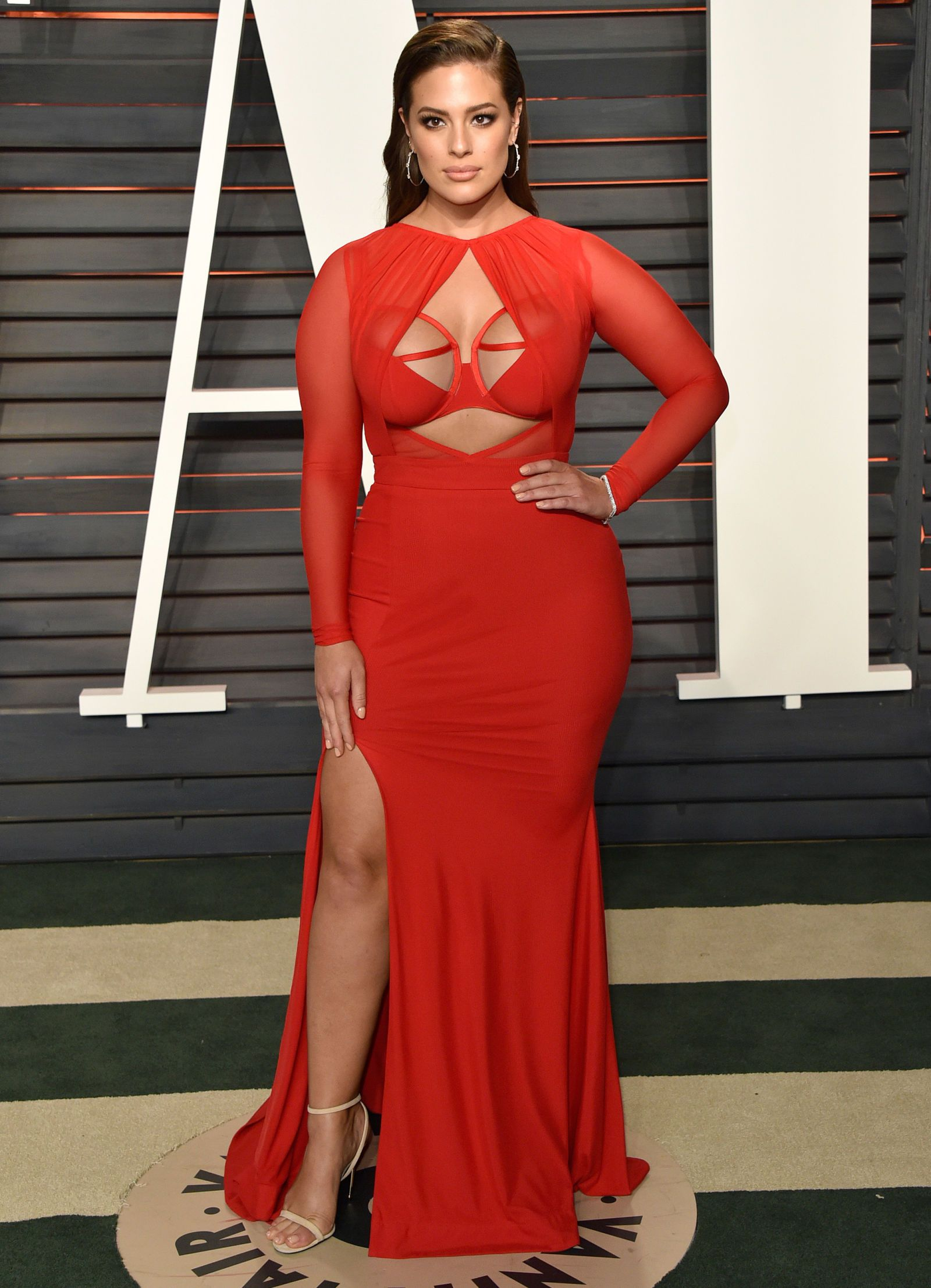 Ashley graham wedding dress   Celebrities Who Have Spoken Out About Designers Refusing to Dress