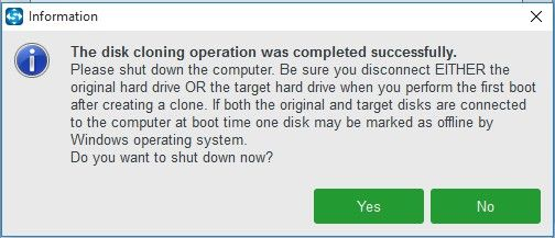 How Can You Effectively Ghost Hard Drive in Windows 7/8/10
