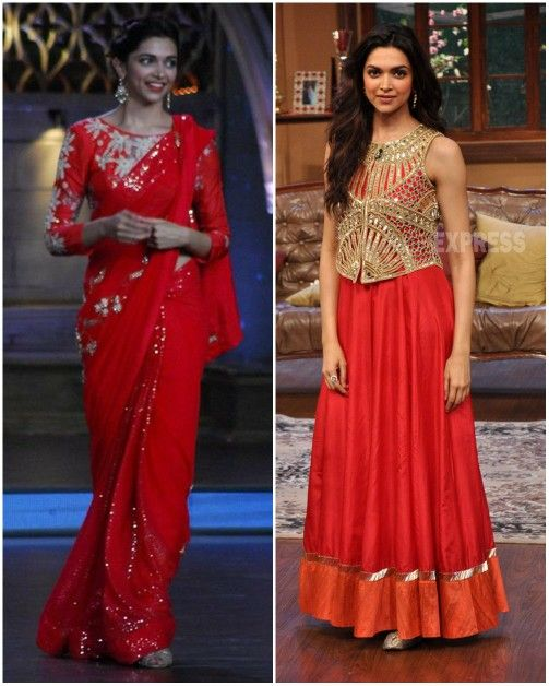 Pin by Park.j on deepika padukone | Indian outfits ...