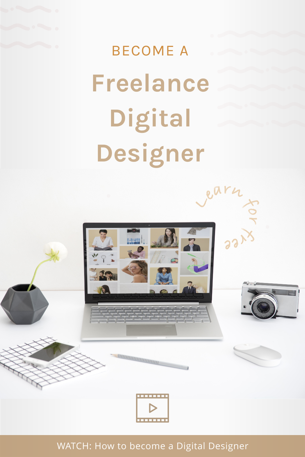 How To Become A Freelance Digital Designer In 2020 Digital Marketing Design Digital Design Design Skills