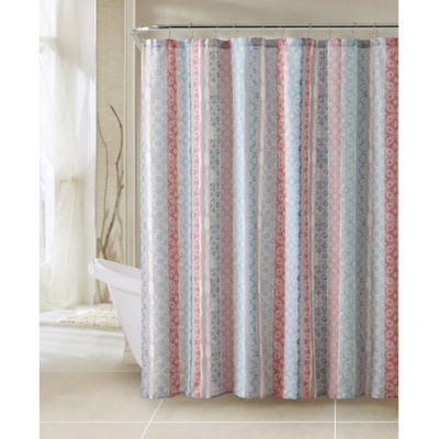 Colette Fabric Shower Curtain from Bed Bath & Beyond. Could use ...
