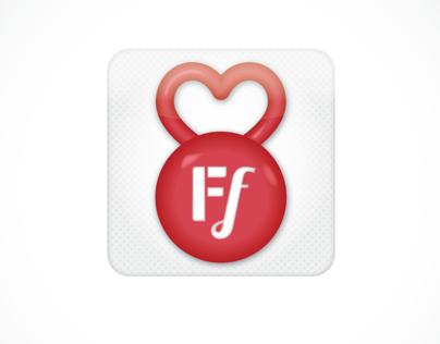 다음 @Behance 프로젝트 확인: \u201cFitness Dating Site Logo\u201d https://www.behance.net/gallery/10910715/Fitness-Dating-Site-Logo