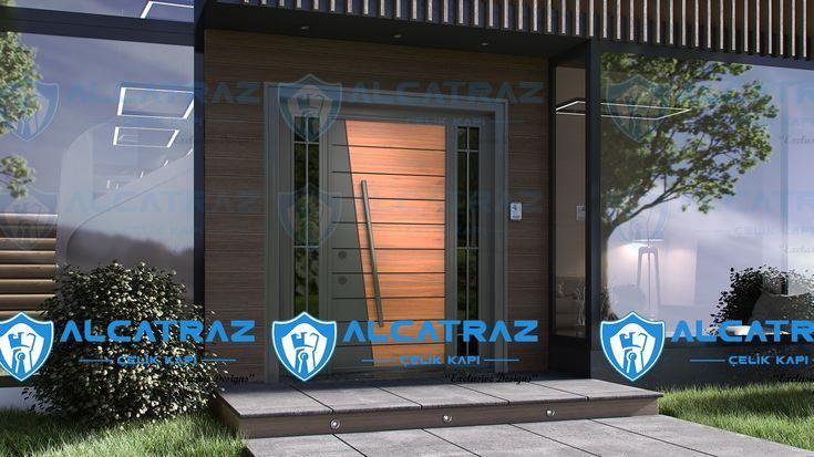 Entrance Door Haustür Stahltür Villa Door Steel Door стал…