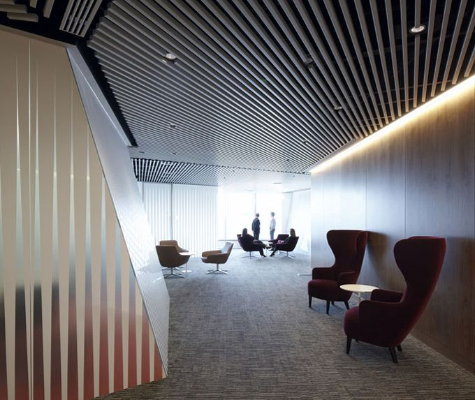 macquarie group offices and london on pinterest amazing office design