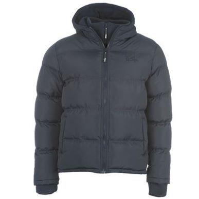 2 zip bubble jacket mens lee cooper