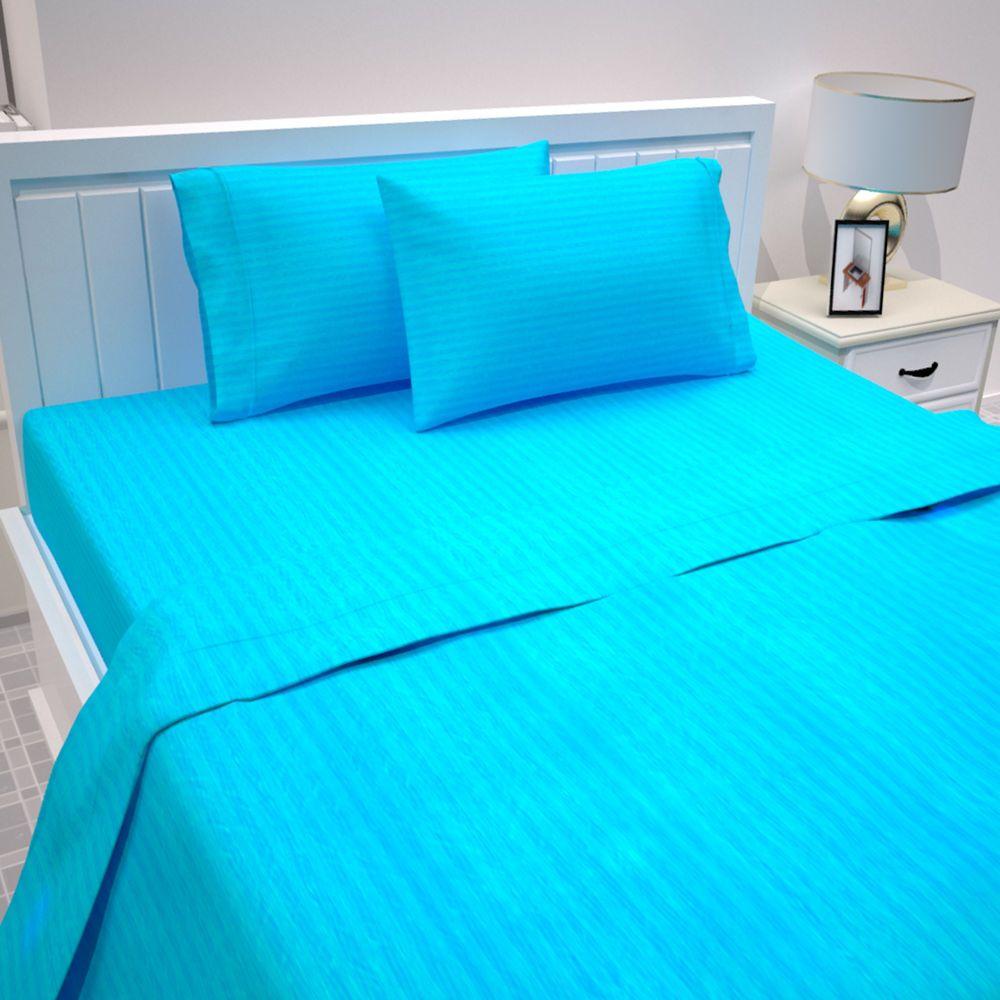 Deep pocket bedding set bamboo cotton california king size