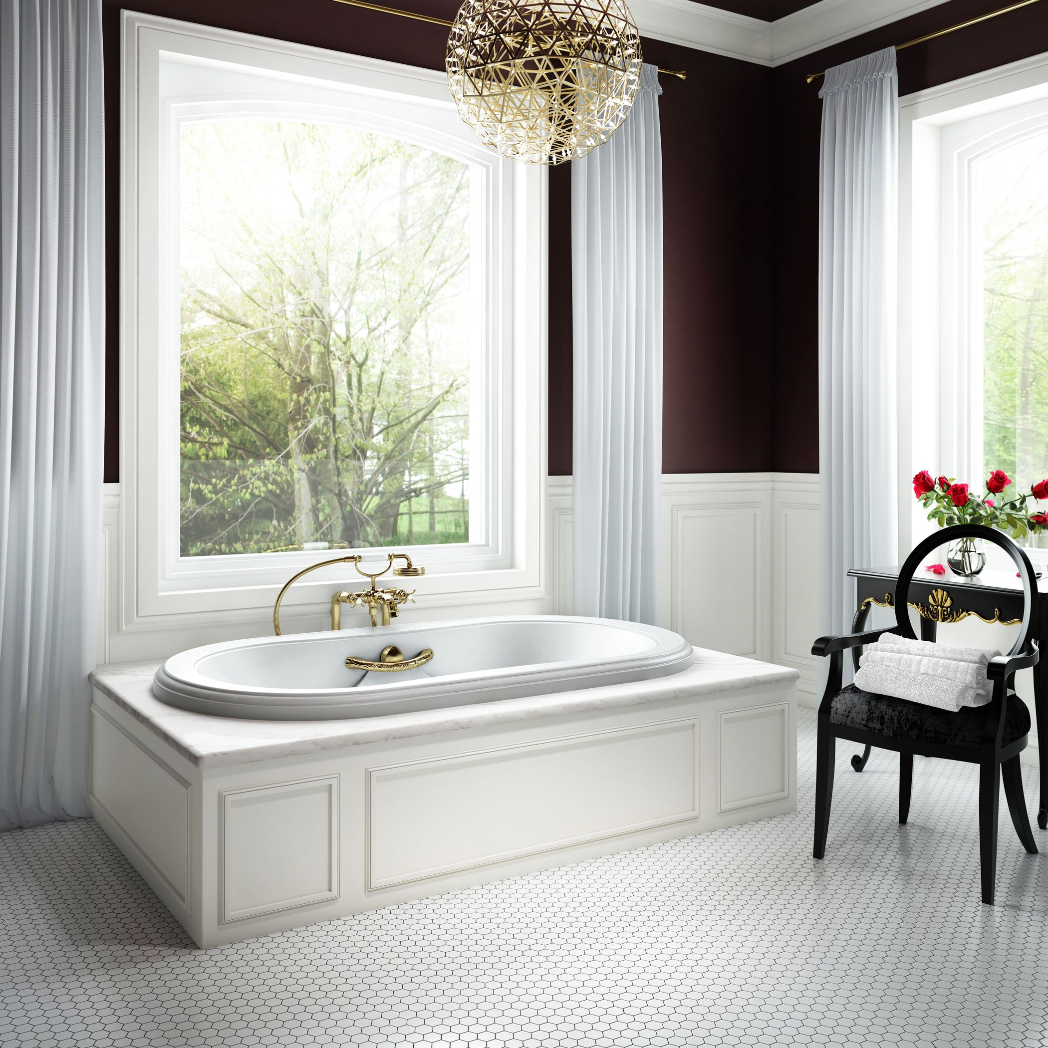 The Elegancia Bathtub Collection Has The Perfect Name To Express - Express bathrooms