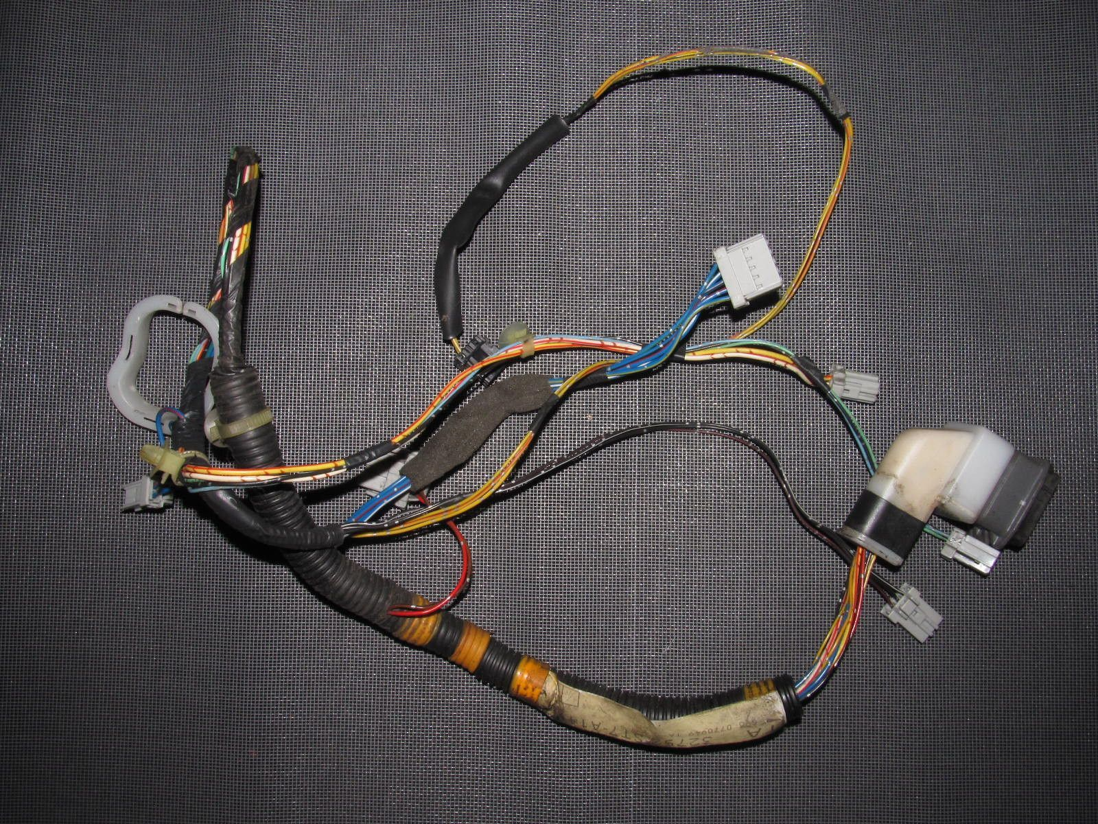 94 01 Acura Integra Oem Coupe Door Wiring Harness Passengers Side Right