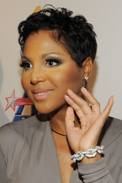 toni braxton hair styles toni braxton photos photos the 53rd annual grammy awards 9440