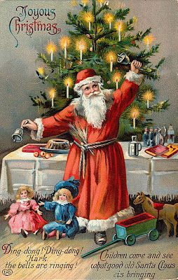 Cartes Postales Anciennes Noel Christmas Postcard Vintage Christmas Vintage Christmas Cards