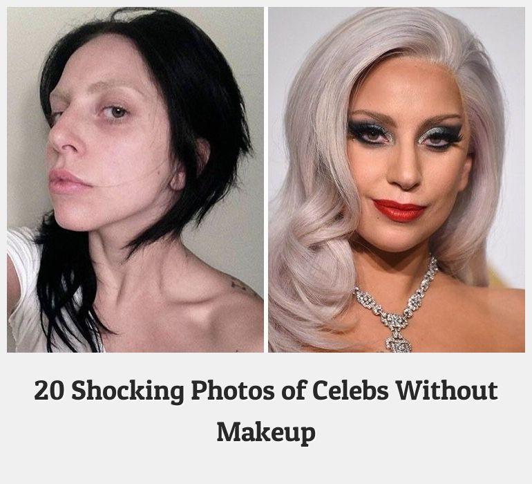 Celebs Without Makeup 39537 20 Shocking Photos Of Celebs Without Makeup In 2020 Celebs Without Makeup Beauty Without Makeup