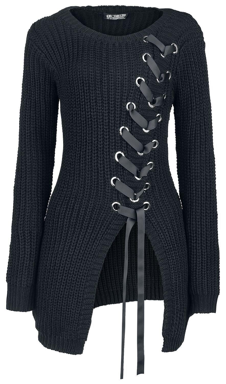 Meleri Top Poizen Industries Knit jumper EMP Jumper