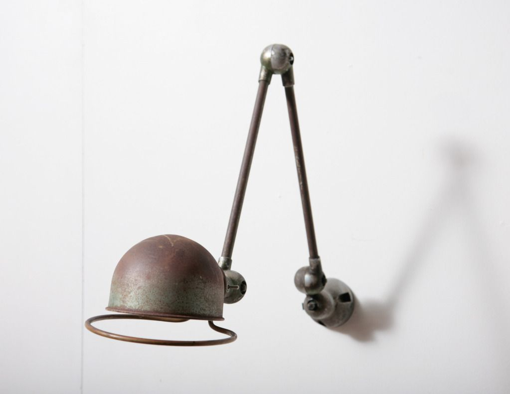 Jielde industrial wall mount task lamp from a unique collection of jielde industrial wall mount task lamp 1stdibs mozeypictures Choice Image