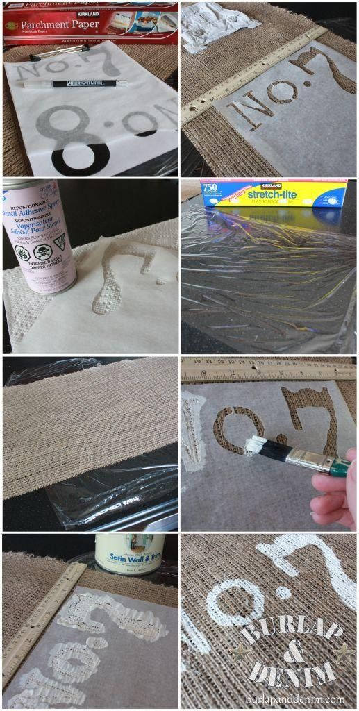 Parchment paper for making stencils! | Books Worth Reading