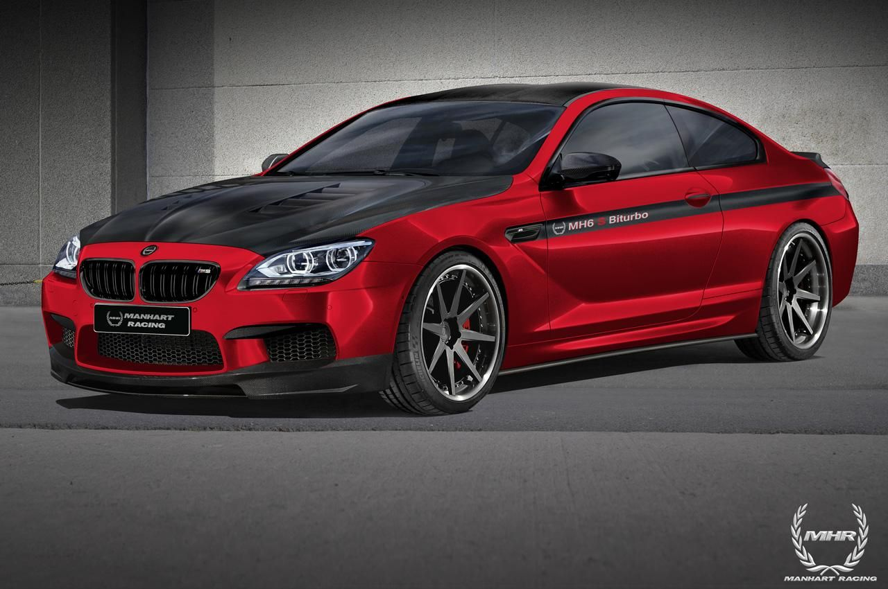 F13 2015 bmw m6 coupe by manhart racing