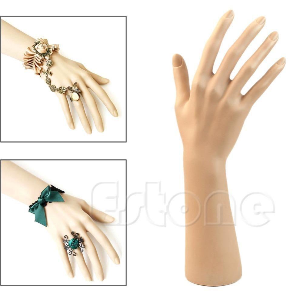 Visit to Buy] J151-1Pc Nail Art Fake Model Watch Ring Bracelet ...