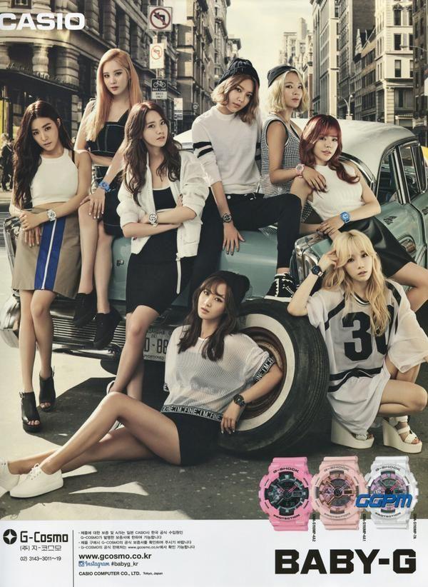 #SNSD #소녀시대  จะเอาาาาาสี ชมพูๆๆๆๆๆๆ