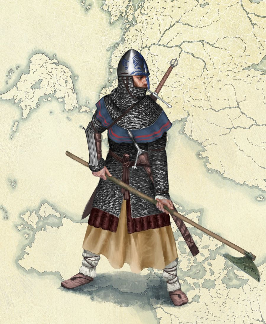 Vikings-Scandinavian-Lore