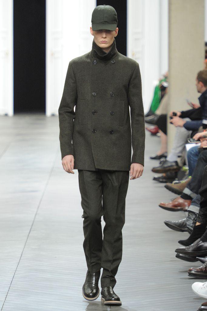 Dior Homme Fall 2012 Menswear