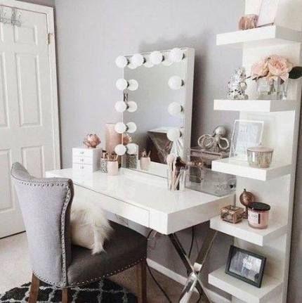56 Trendy Makeup Room Ideen Dekor Haus #schminktischideen