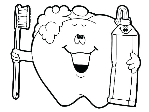 Health Coloring Pages Teeth Preschool Free Printable Dental For As Tooth A Mental Worksheet Dental Health Preschool Dental Health Preschool Crafts Dental Kids