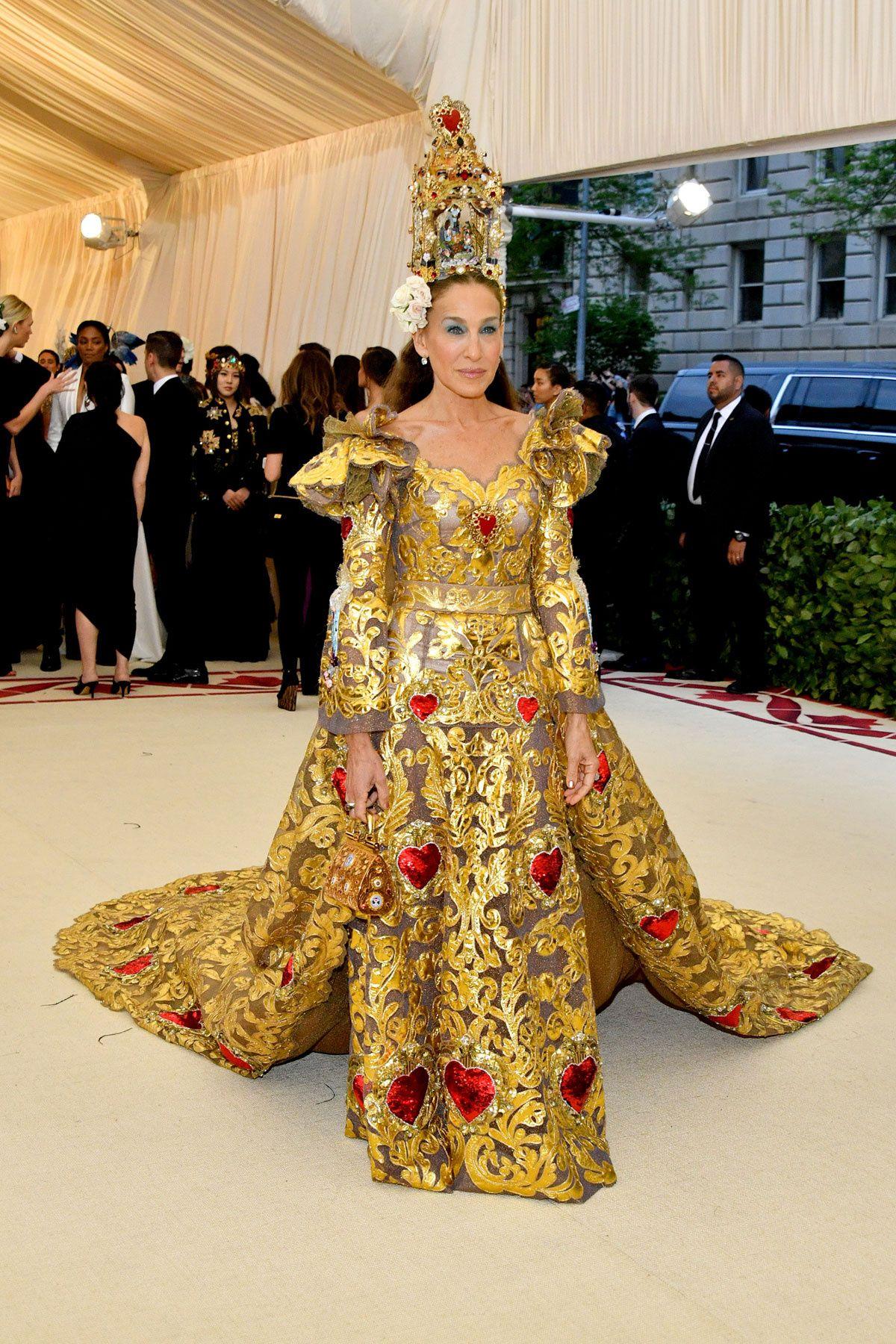 389c3e4a158 Gala Met 2018  todos los vestidos. Desde las anfitrionas Rihanna ...