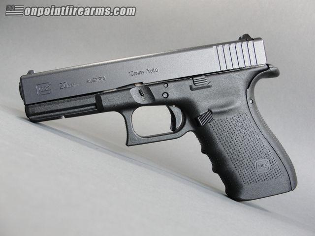 Glock 20 Gen4 10mm | On Point Firearms | Guns & Weapons