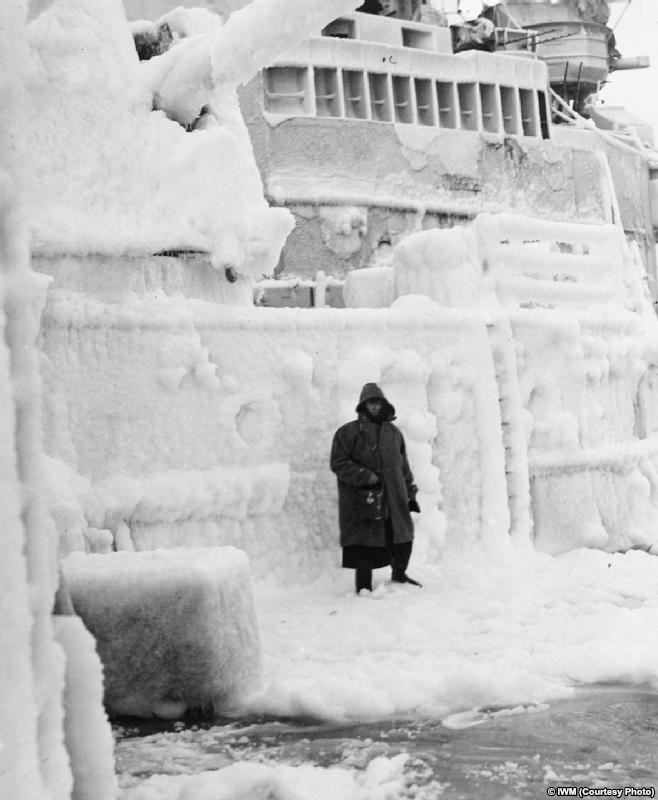 Allied Arctic Convoys Of World War II