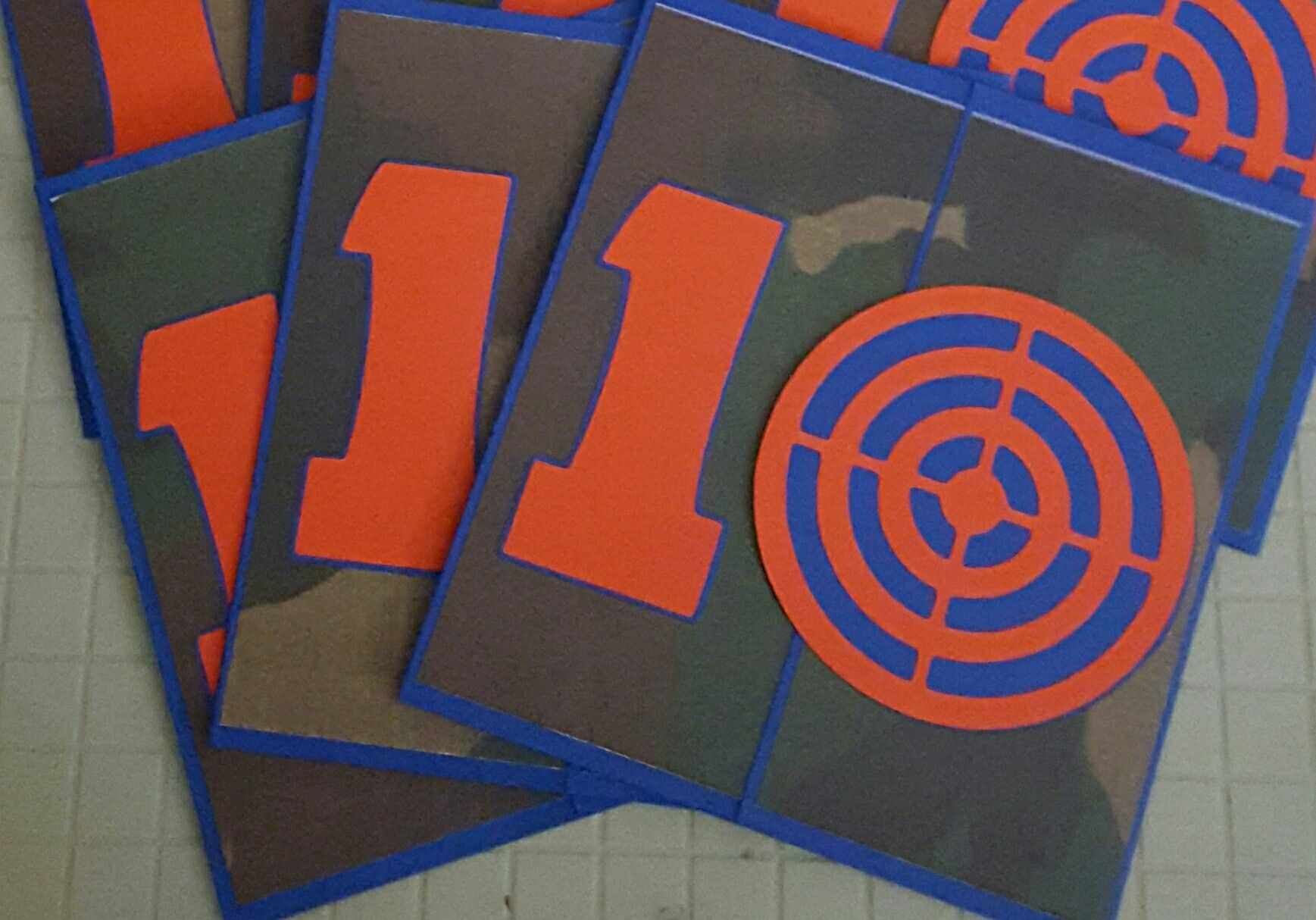 Nerf War Party Invitations Target Invitations | Kid Party Themes ...