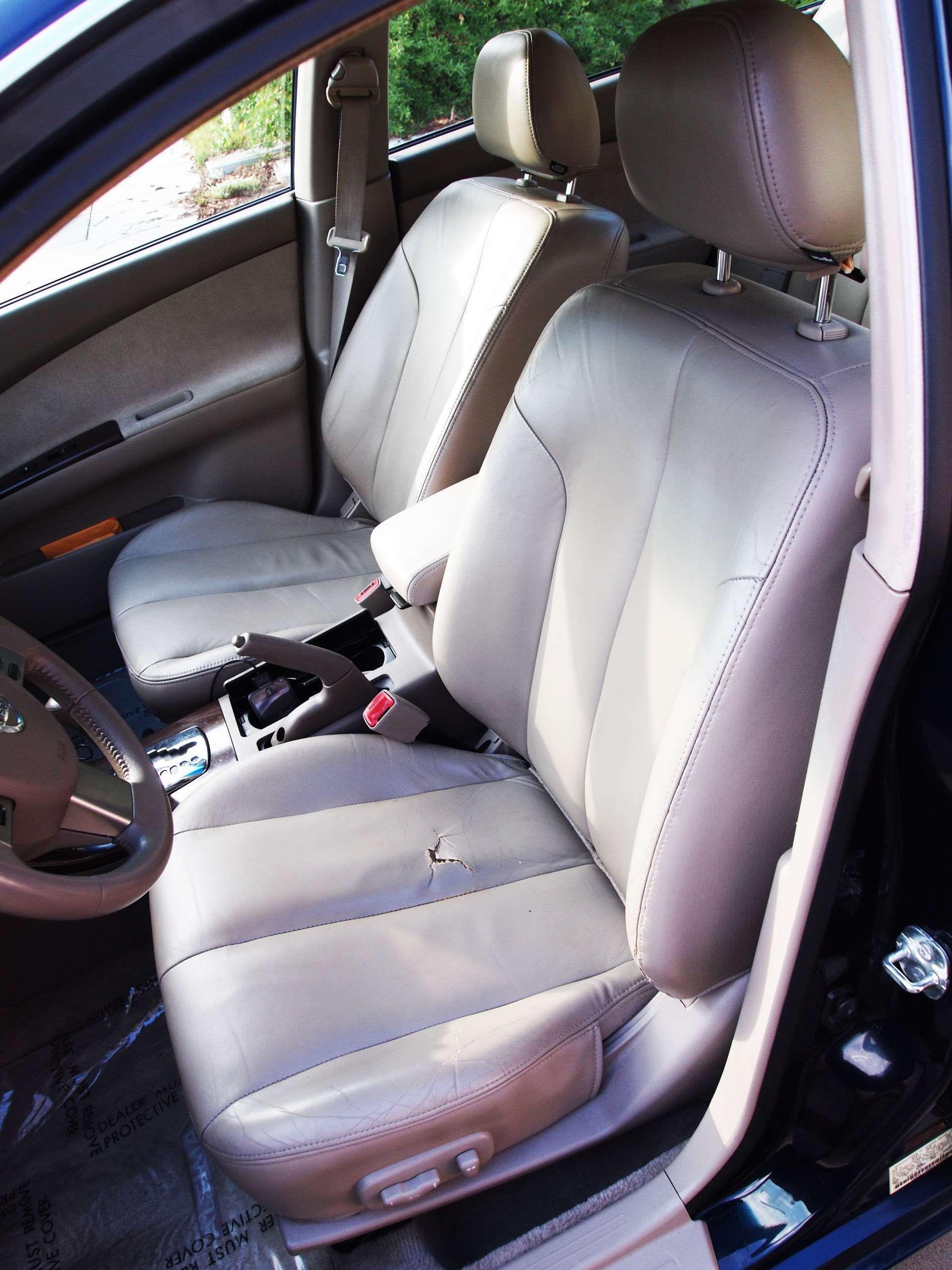 Make nissan model altima year 2005 body style sedan exterior color
