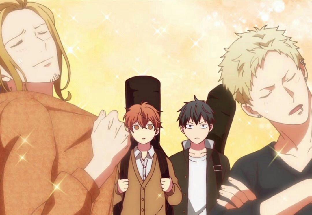 Pin By Lina Maria On Anime Anime Anime Sisters Anime Boy