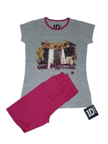Official One Direction Girls Pajamas One Direction, http://www ...