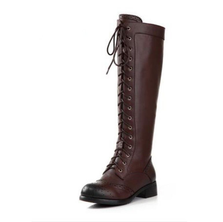 Top 25 ideas about Lace-Up Boots on Pinterest   Taupe, Riding ...