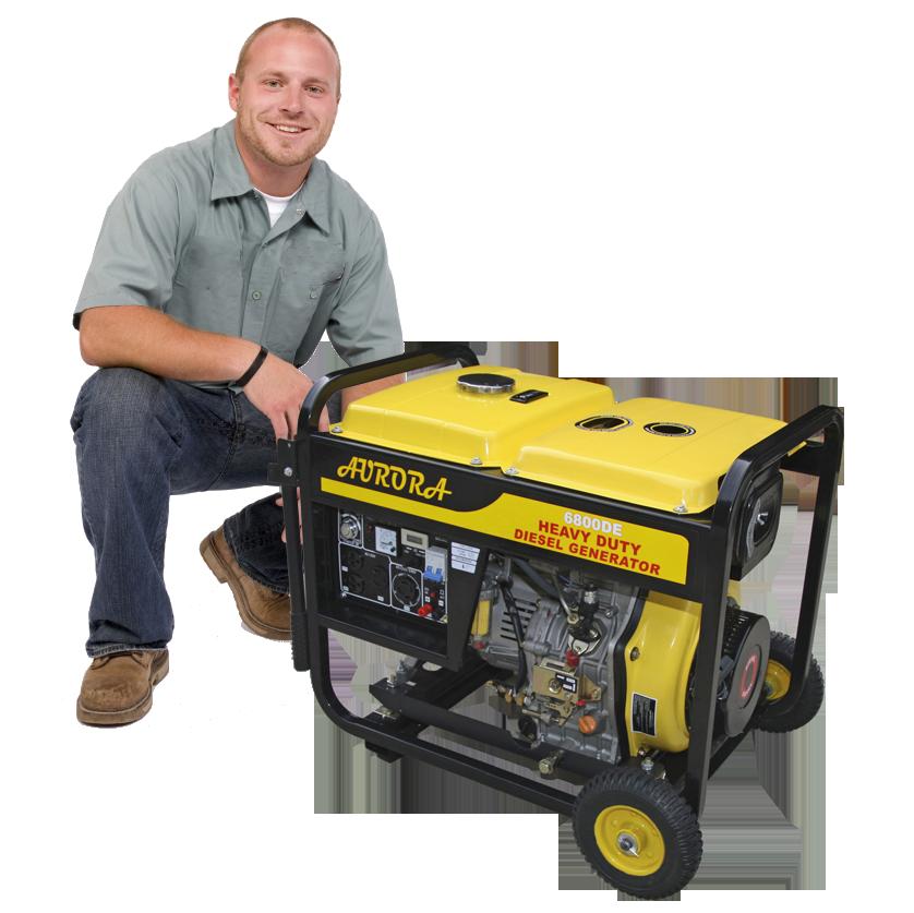 Portable Diesel Generator Www Auroragenerators Com Diesel Generators Portable Diesel Generator Diesel