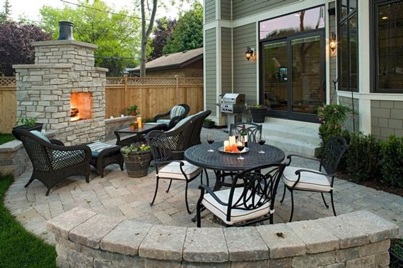 20 Awesome Outdoor Space Design Ideas With Images Backyard Patio Designs Outdoor Patio Designs Small Patio Design