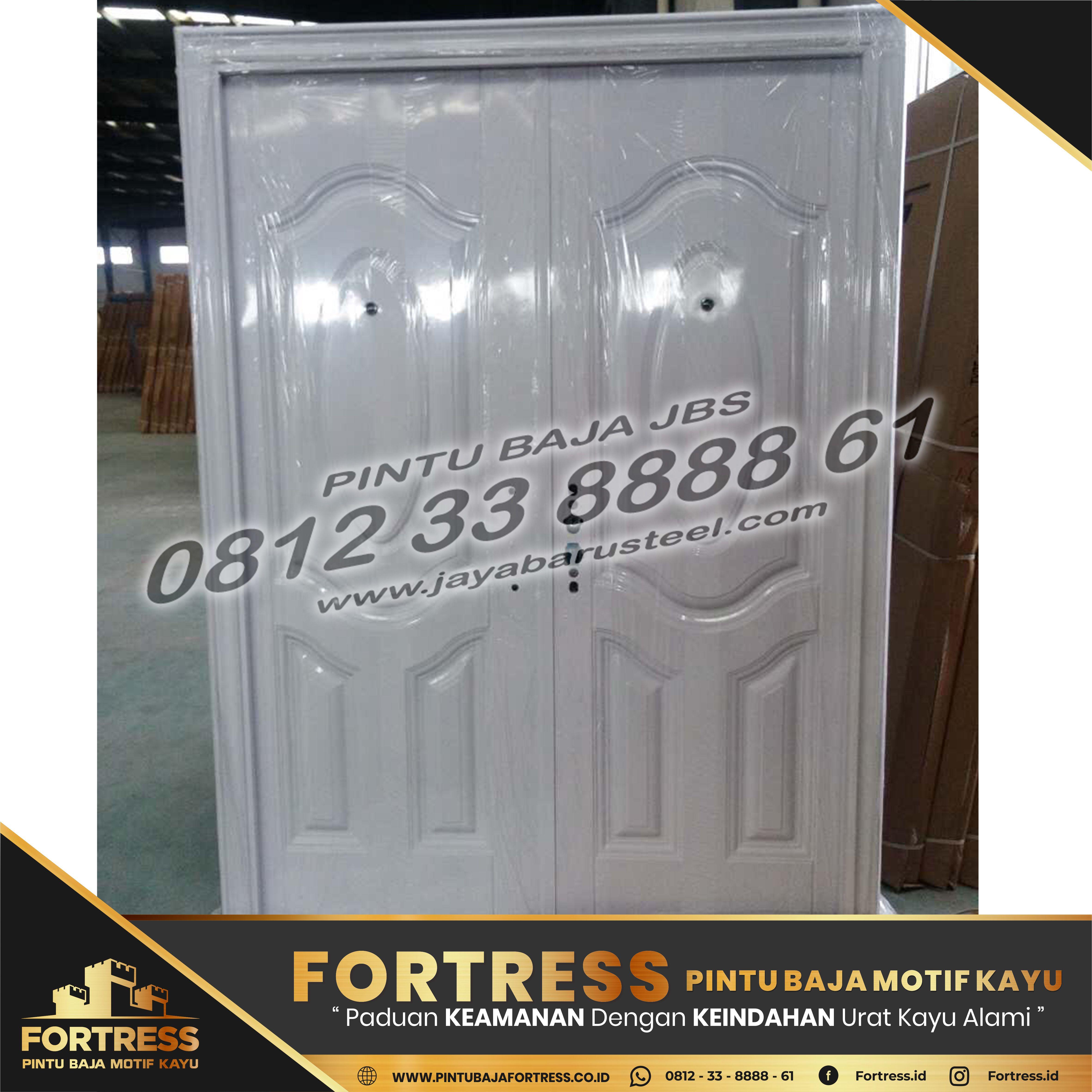0812-91-6261-07 (FORTRESS) Folding Steel Door CrossKaraya, P …