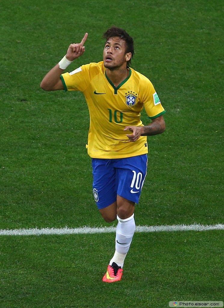 Neymar Brazil 2014 World Cup Photos Wallpapers B Jpg 745 1 024 Pixels