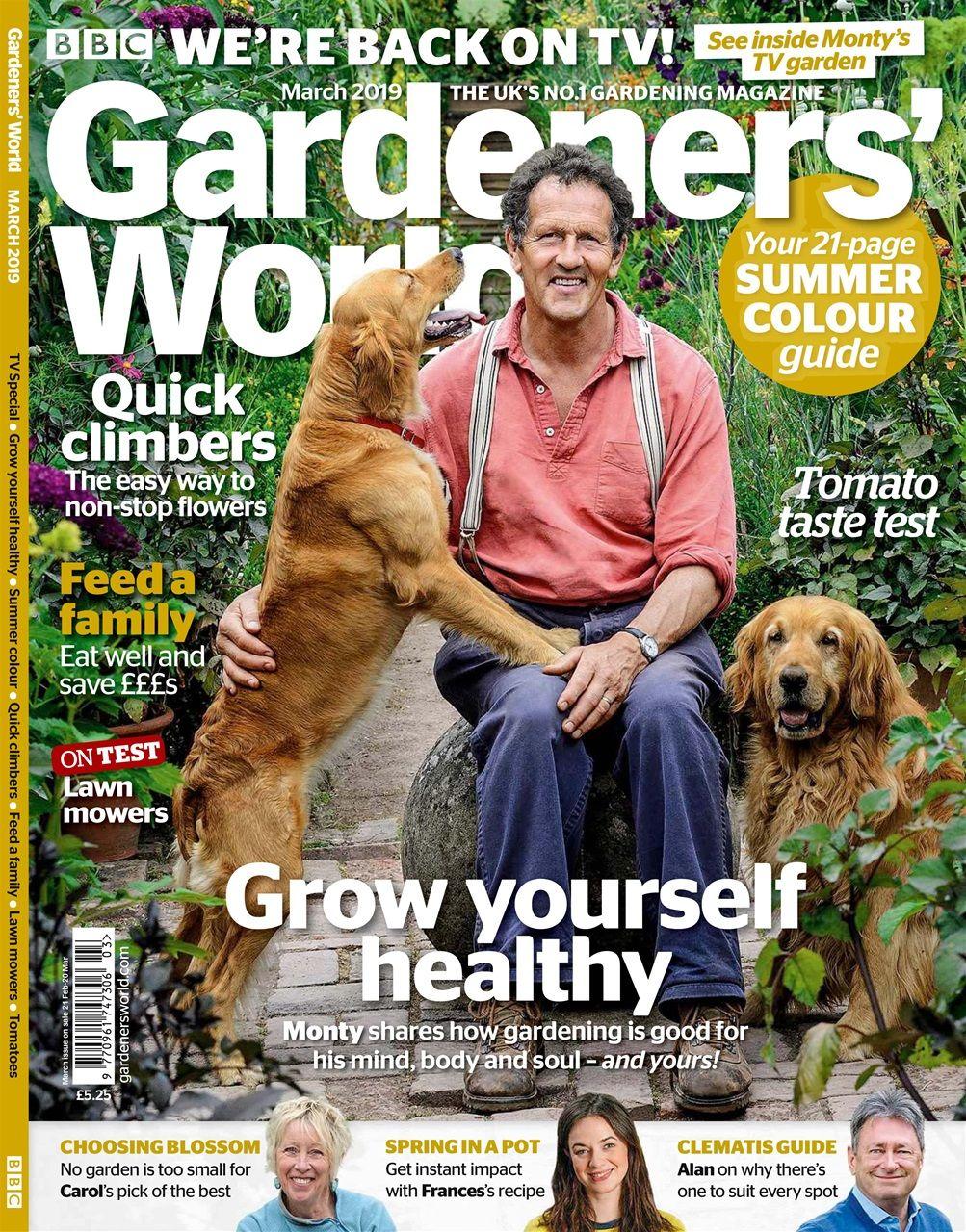474142ca5b494f9b2cfb2960d418b148 - Back Issues Of Gardeners World Magazine